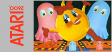 2600 - Ms Pac-Man