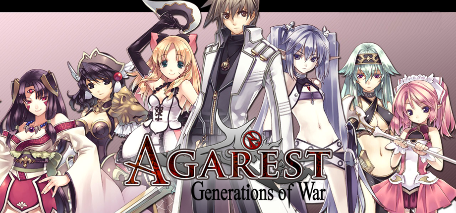 Agarest 10 HD