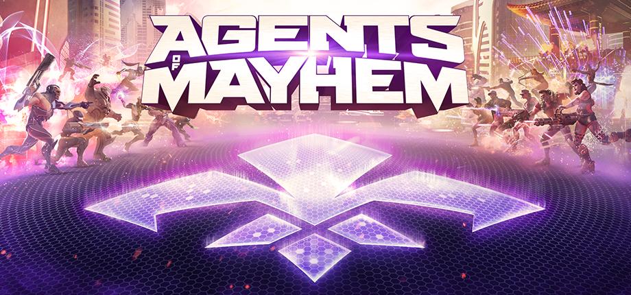 Agents of Mayhem 13 HD