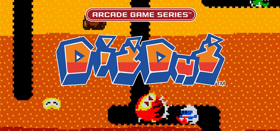 Arcade GS - Dig Dug 04 HD