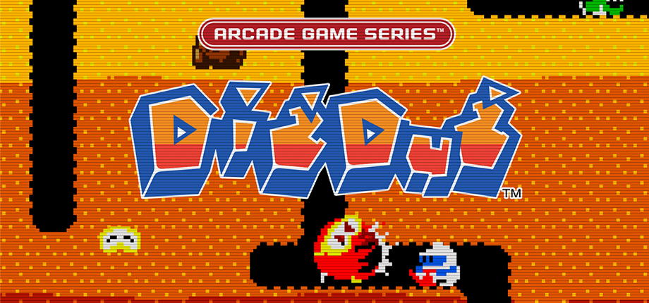Arcade GS - Dig Dug 05 HD