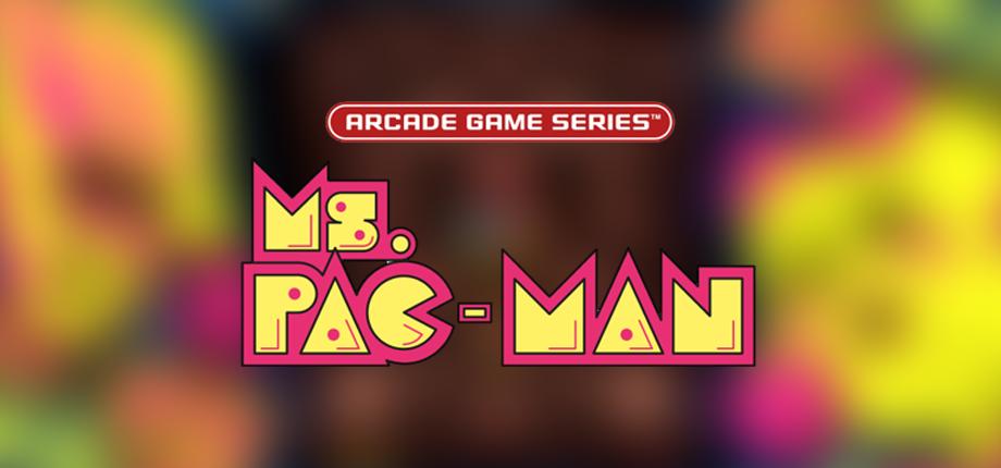 Arcade GS - Ms Pac-Man 03 HD blurred