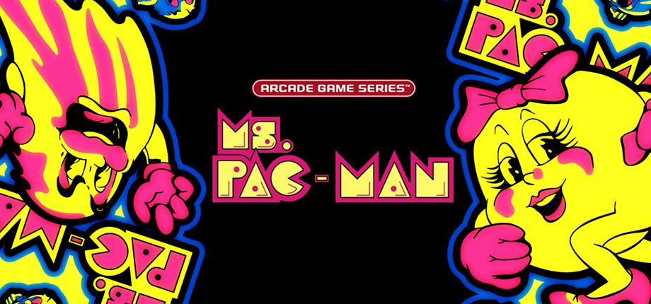 Arcade GS - Ms Pac-Man 06 HD