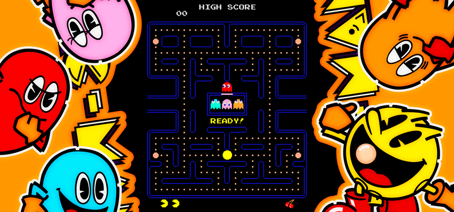 Arcade GS - Pac-Man 02 HD textless