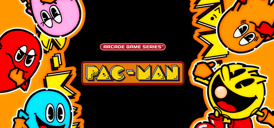 Arcade GS - Pac-Man 06 HD