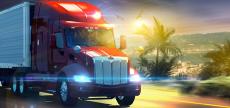 American Truck Simulator 02 textless