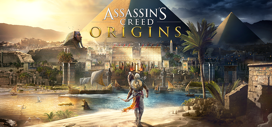 Assassin's Creed Origins 01 HD