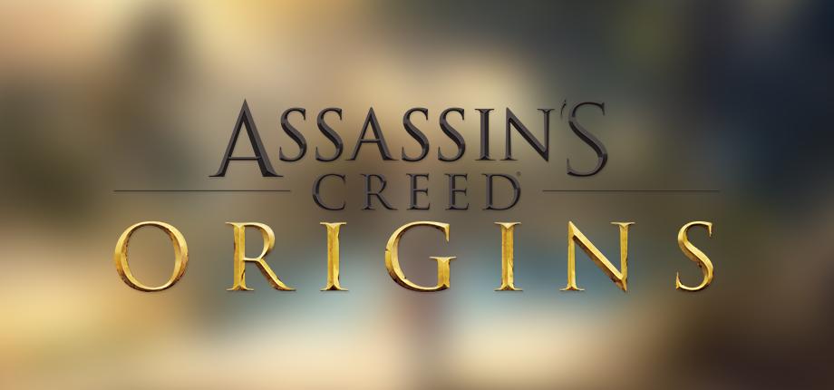 Assassin's Creed Origins 06 HD blurred