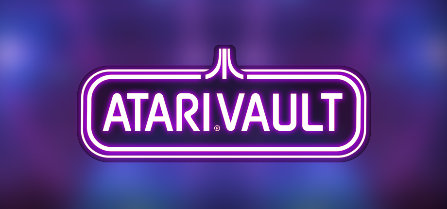 Atari Vault 06 HD blurred