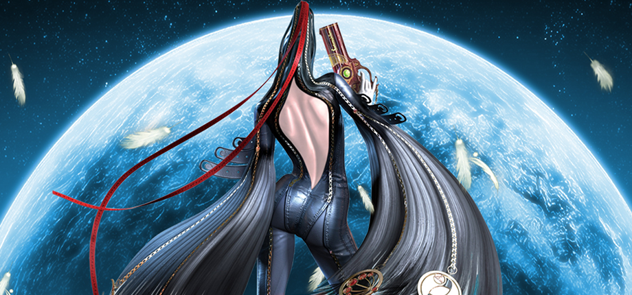 Bayonetta 02 HD textless