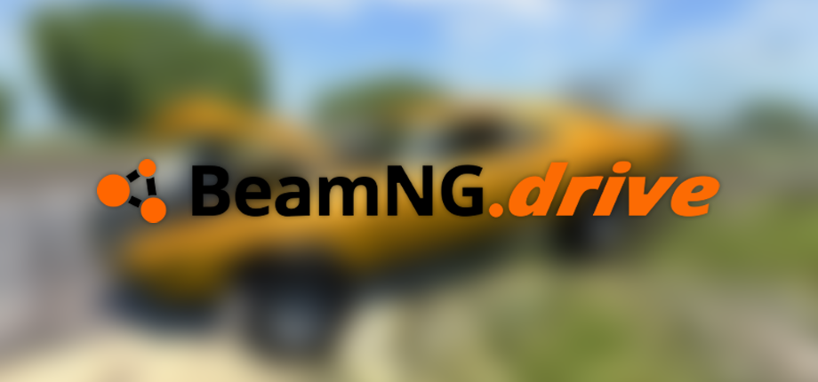 BeamNG Drive 03 HD blurred