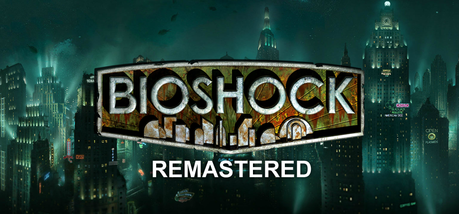 Bioshock 1 Remastered 08 HD