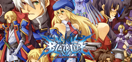 BlazBlue CT 04