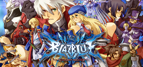 BlazBlue CT 05
