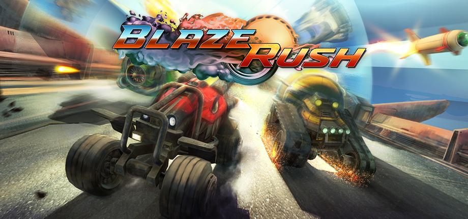Blazerush 05 HD