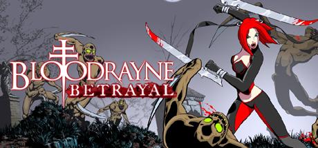Bloodrayne Betrayal 01