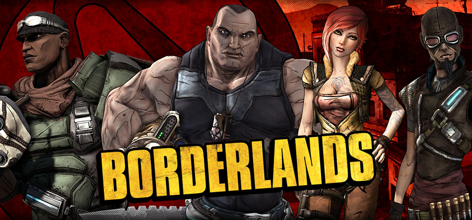 Borderlands 1 12 HD