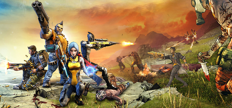 Borderlands 2 15 HD textless