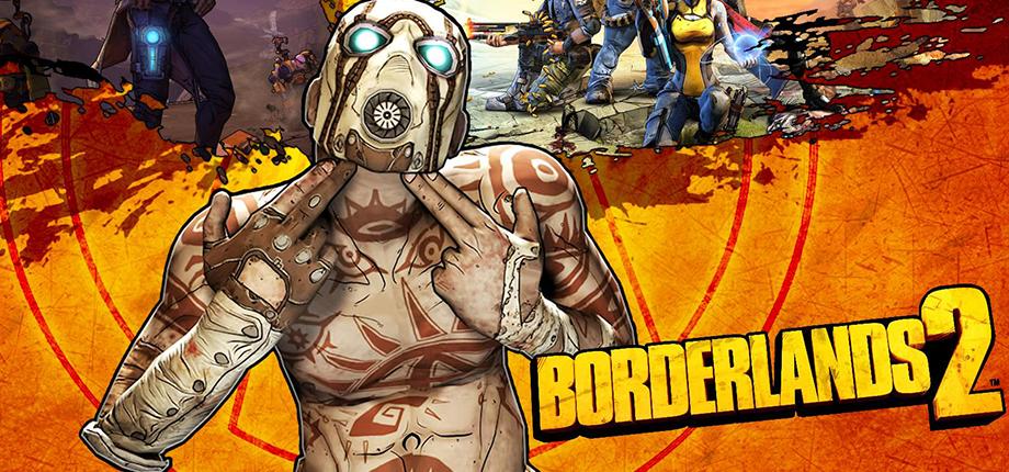 Borderlands 2 19 HD mental