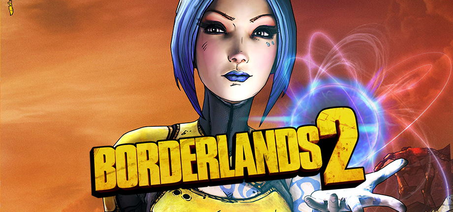 Borderlands 2 21 HD Maya
