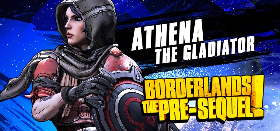 Borderlands TPS 11 HD Athena