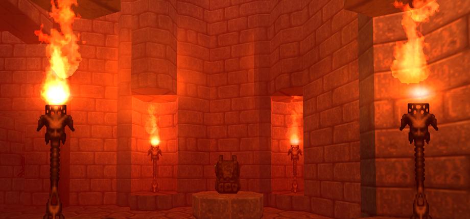 Brutal Doom 64 05 HD textless