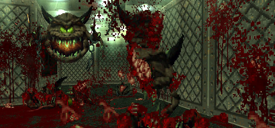 Brutal Doom 64 06 HD textless