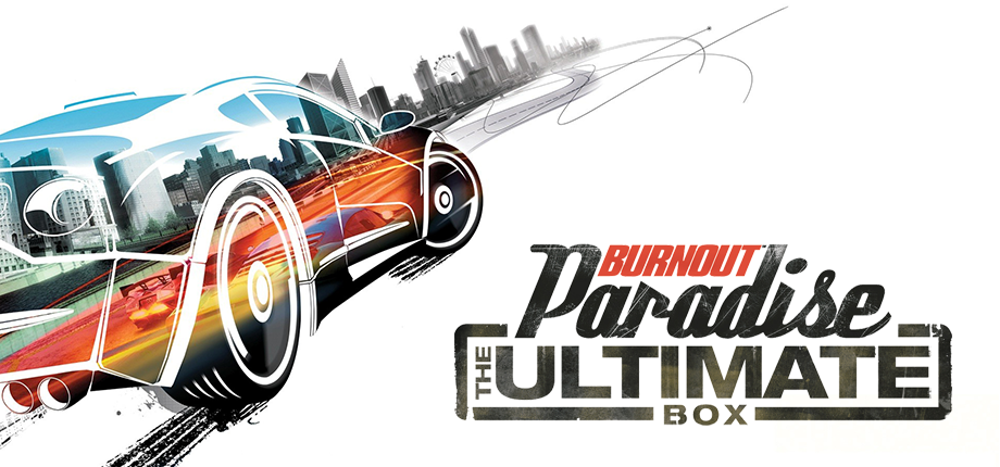 Burnout Paradise 09 HD