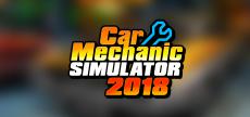 Car Mechanic Sim 2018 03 HD blurred