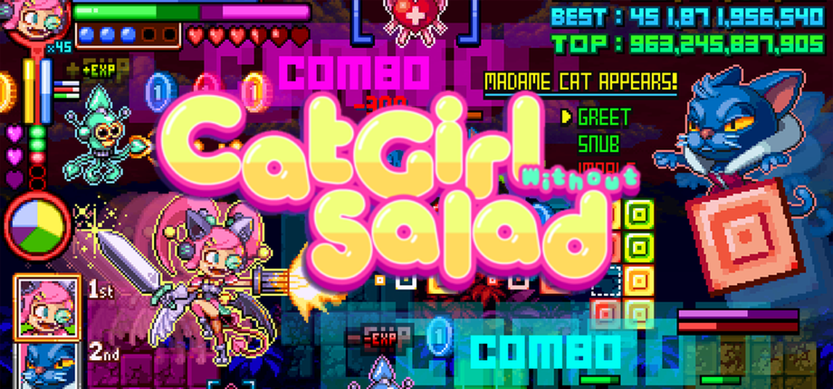 Cat Girl Without Salad 06 HD
