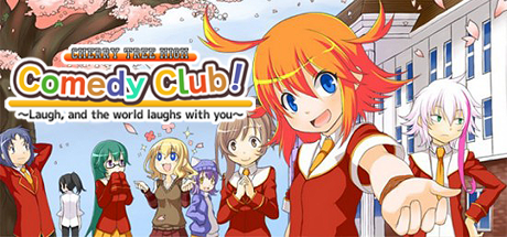 Cherry Tree High Comedy Club 01