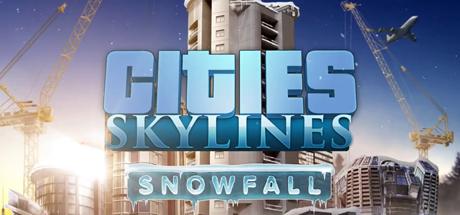 Cities Skylines Snowfall 02