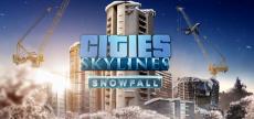 Cities Skylines Snowfall 01