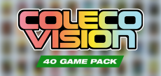 ColecoVision Flashback 02 HD blurred