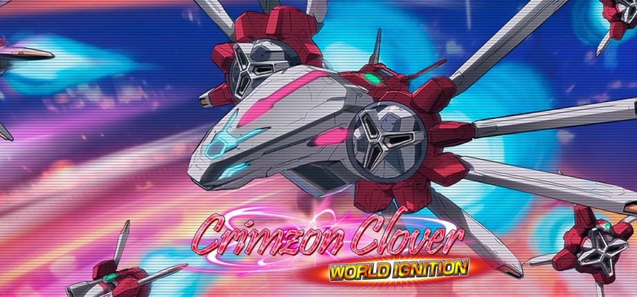 Crimzon Clover 04 HD