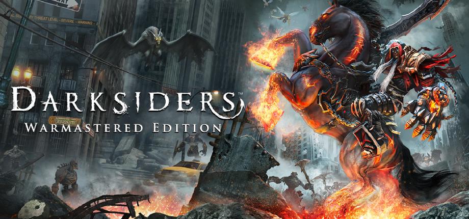 Darksiders Warmastered Edition 01 HD