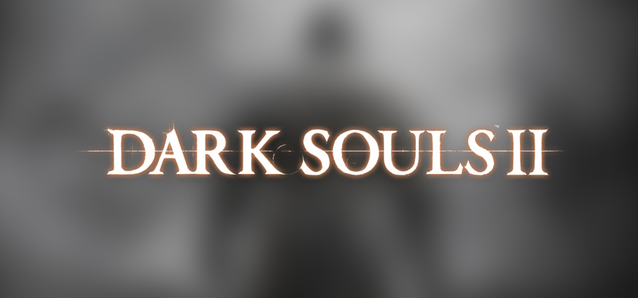 Dark Souls II 03 HD blurred