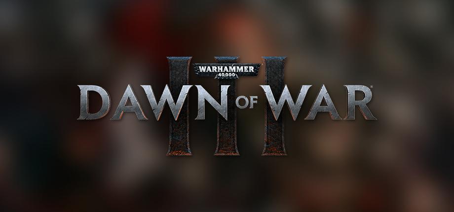 Dawn of War III 05 HD blurred