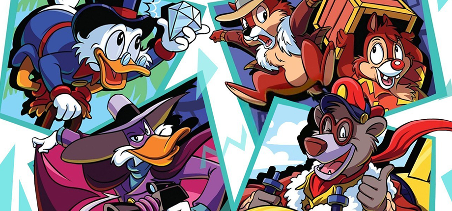 The Disney Afternoon Collection 02 HD textless