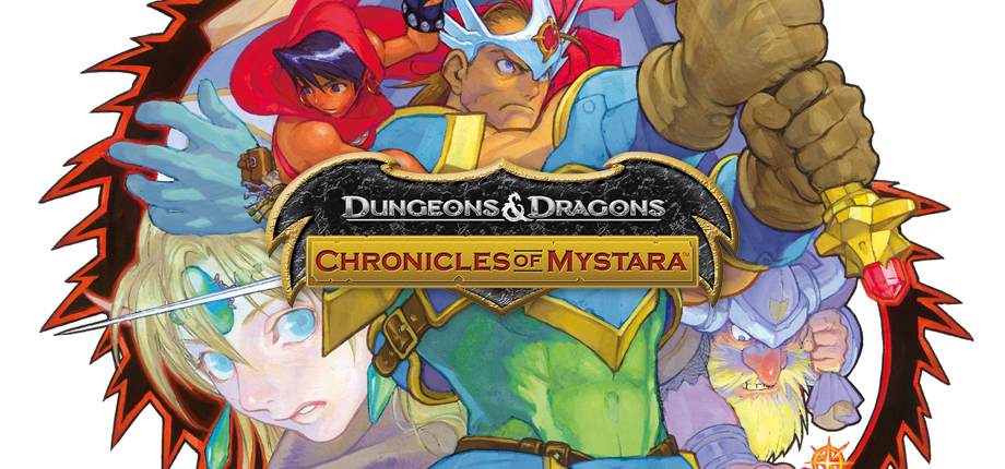 Dungeons and Dragons CoM 11 HD