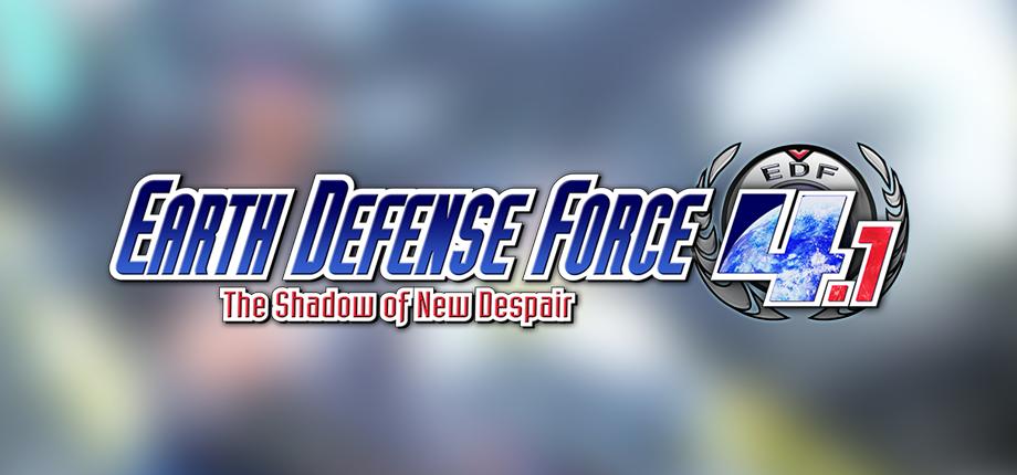 Earth Defense Force 4.1 03 HD blurred