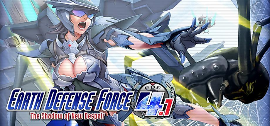Earth Defense Force 4.1 04 HD