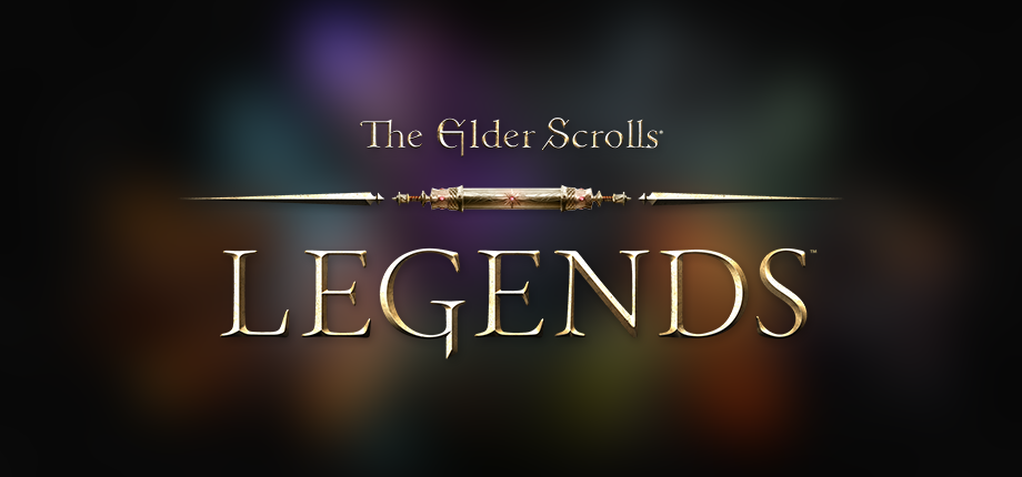 The Elder Scrolls Legends 08 HD blurred