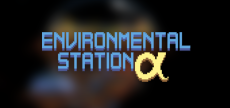 Environmental Station Alpha 03 blurred
