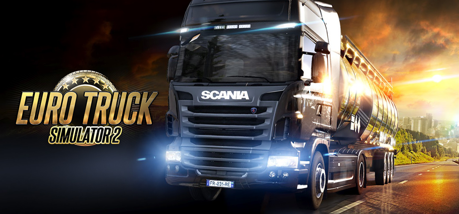 Euro Truck Simulator 2 04 HD