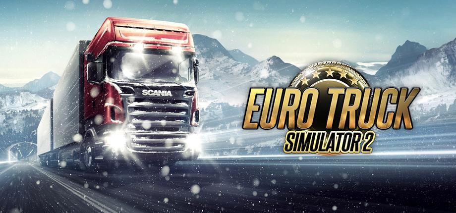 Euro Truck Simulator 2 10 HD