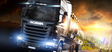 Euro Truck Simulator 2 07 HD textless