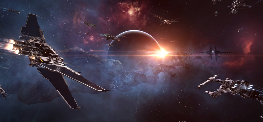 EVE Online Ascension 02 HD textless
