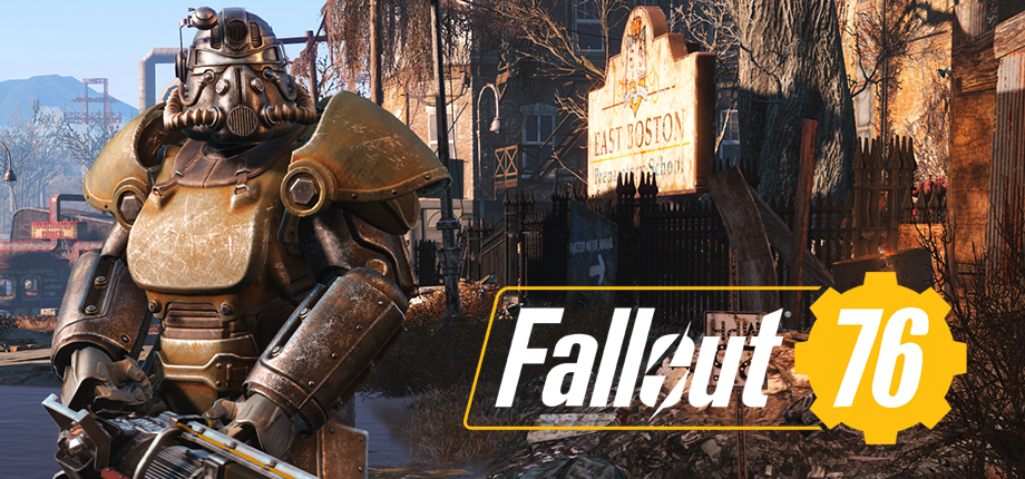 is fallout 76 on steam