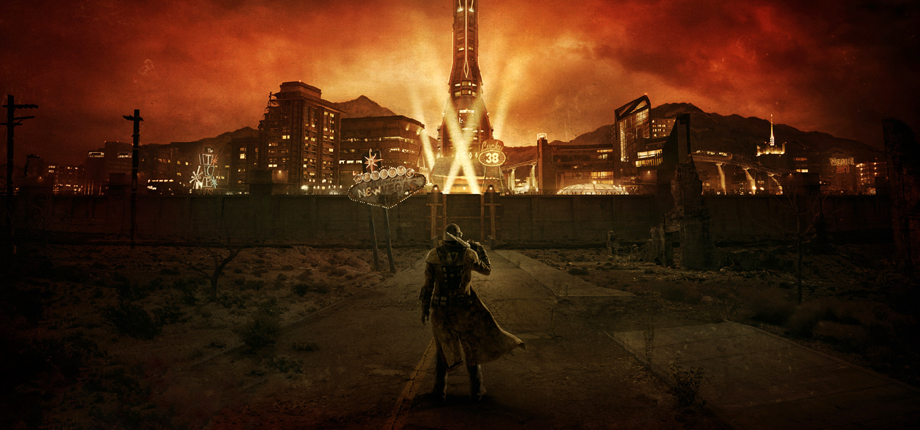 Fallout New Vegas 10 HD textless